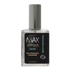 Max Attract Hypnotic Sex Attractant Cologne Pheromone 30ml - Same Day Dispatch -
