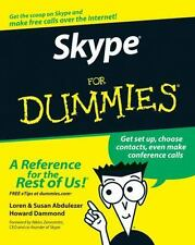 Skype For Dummies by Abdulezer, Loren, Abdulezer, Susan, Dammond, Howard