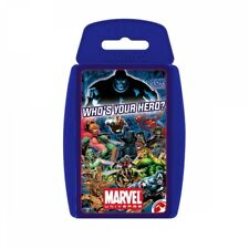 Card Marvel Top TRUMPS Universe Game Educational Games