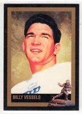 Billy Vessels Oklahoma Sooners Scarce Series III Heisman Card FREE Ship