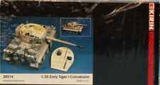 Kirin 1:35 Tiger I Early Conversion - Resin Set #28514U