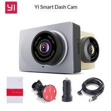 Original Xiaomi Yi Smart Car DVR 165 grados 1080P 60fps cámara Dash Adas Gris