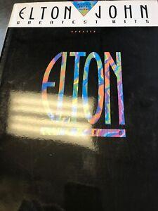 Artist Songbooks: Elton John - Greatest Hits (1991, Paperback, Revised)