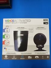 Altec Lansing Voice Activated Smart Security System Google Assistant Hue Nest