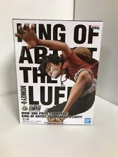 ONE PIECE STAMPEDE KING OF ARTIST THE MONKEY D LUFFY Figure Banpresto
