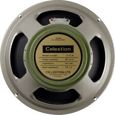 "Celestion Heritage G12M 12"" 15 Ohm Guitar Speaker 20W"