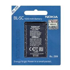 Nokia Battery bl-5c(6 Month warranty)