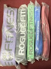 Rogue Fitness Monster Resistance Bands 5-Pack (30-140lbs) Free Shipping
