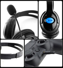 Wired Gaming Headset Headphones with Microphone for PS4 PC Laptop Phone Game LD