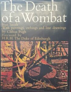Death of a Wombat by Smith, Ivan Hardback Book .VGC FREE UK POST
