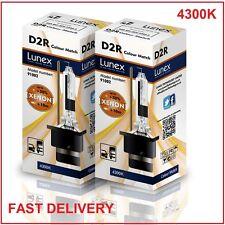 2 x D2R LUNEX XENON HID 4300K LAMPADINE compatibile con 85126 66050 66250 CM