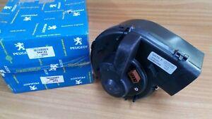 Heater Blower Fan fits Peugeot 106 644183 Genuine