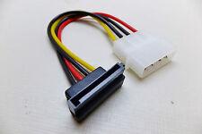 Power Adapter 4-polig Stecker auf S-ata