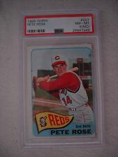 1965 Topps Pete Rose #207 PSA  NM-MT 8 (MC)