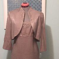 B&M Richards - 2 piece Moch Dress