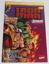 Iron Man # 6 [Heroes Reborn] VF Marvel France 1998