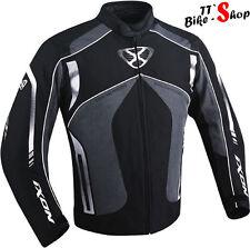 """Ixon Textiljacke """"Sismic Flash"""" in Grau, Größe 3XL - 56, Motorradjacke,OVP 169 €"""