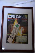 UNIQUE CRICKET MEMORABILIA – 2006 BOXING DAY TEST 100TH TEST MATCH AT THE MCG