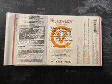 Wockhardt Labels Cough Syrup Actavis Multi-layer Folding Sticker REAL WOCK LABEL
