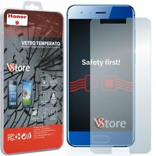 """2 Film Tempered Glass For Huawei Honor 9 Protection LCD Display 5,15 """""""