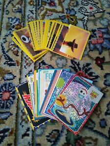 Panini Toy Story 4 Stickers & Cards x20