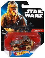 Voiture Hot Wheels Star Wars Chewbacca