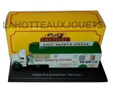 EDITION ATLAS CAMION BEDFORD OX ECHE 1/76 BILLY SMART'S CIRCUS 4654103