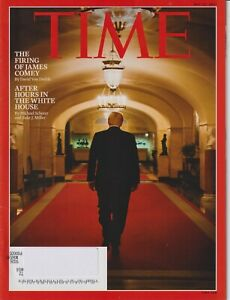 Time May 22, 2017  Donald Trump - The Firing of James Comey - After Hours in the