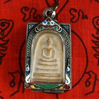 Phra Somdej Amulet by Phra Kru Sang