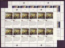 Briefmarken der Vereinten Nationen mit Geschichts-Motiv