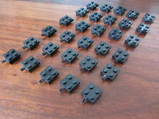 LEGO 4488  -- lot de 30  attaches hélices noires    -- 30 unit
