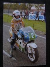Photo Honda RS250 #2 Mar Schouten (NED) ONK wegrace Heerlen 1987