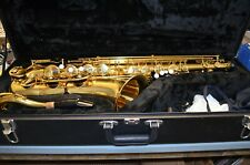 Jupiter JTS700 Tenor Saxophone with Rolling Case