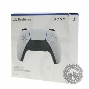 OPEN BOX PlayStation PS5 DualSense Wireless Gaming Controller in White