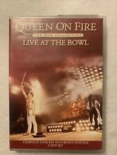 Queen: On Fire - Live at the Bowl (DVD, 2004). V29