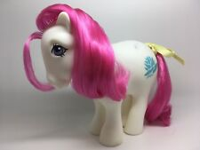 Vintage My Little Pony G-1 MLP BIRTH FLOWER JULY ~ MAIL ORDER/ MO ~ WATER LILY