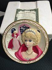 84B20 150.2 Sophisticated Lady-Famous Barbie-1996 Mattel - 3D Plate