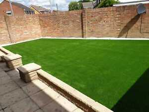 5 Metre Width Luxury Artificial Grass 30mm £17.00 Sqm  *ALL SIZES AVAILABLE*