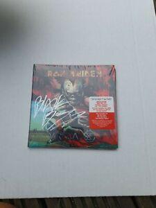 Iron Maiden Virtual Limited Edition Mini Vinyl Cd Rare  Signed By Blaze bayley