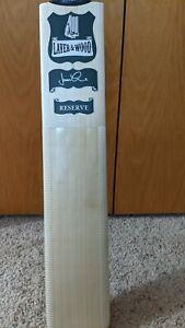 Laver & Wood Reserved Cricket Bat| Free used CA 3000  bat .