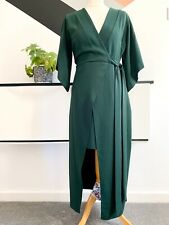 RIVER ISLAND Dress Size 8  GREEN | SMART Occasion WEDDING Cruise RACES