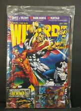 Wizard Magazine No 23 The Guide to Comics July 1993 FACTORY SEALED