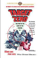 Target Zero 1955 (DVD) Richard Conte, Peggie Castle, Charles Bronson - New!