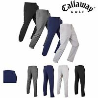 Callaway Golf 2019 Mens Chev II Lightweight Tech Opti-Stretch Trousers Pants