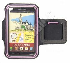 Brazaletes negra de neopreno para teléfonos móviles y PDAs