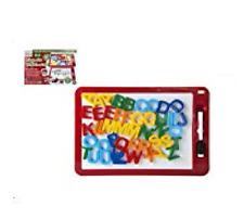 Elves Behaving Badly - 2 in 1 Magnetic Whiteboard With Magnetic Letters