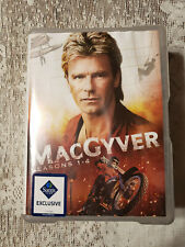 MacGyver Seasons 1 - 4 (Dvd, 2015) New - Shrink Wrapped