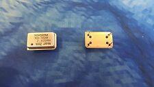 2 x TOYOCOM TCO-745AW2.400MHZ  ,  TCXO OSCILLATORS 2.400MHZ  , T.H.  see picture