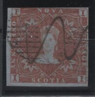 G129724/ NOVA SCOTIA / CANADA / SG # 1 USED CERTIFICATE – CV 615 $