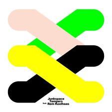 TEMPERS (FEAT. REM KOOLHAAS) - JUNKSPACE   VINYL LP+CD NEU